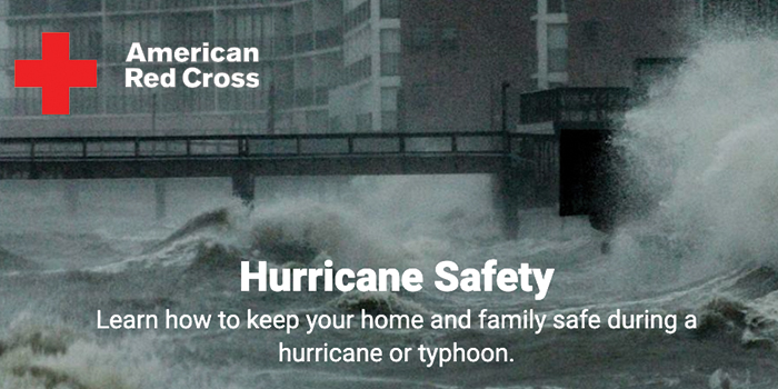 Red Cross Hurricane Safety